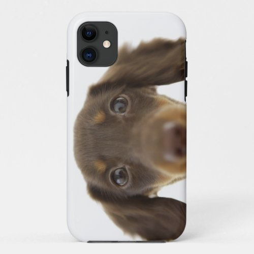 Wiener Dog (brown) 2 Phone Case