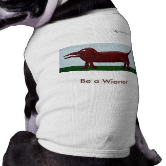 Wiener Dog Tee