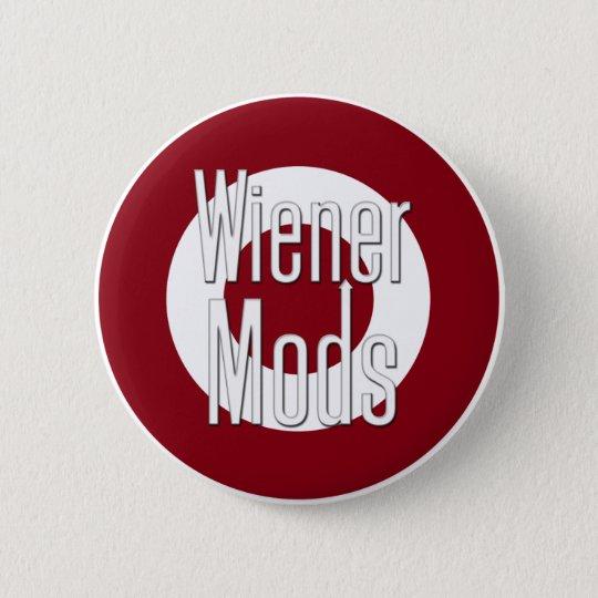 Wiener Mods Pinback Button