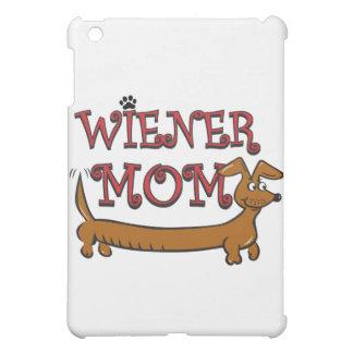 Wiener Mom Oktoberfest iPad Mini Cover