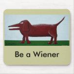 Wiener Mousepad