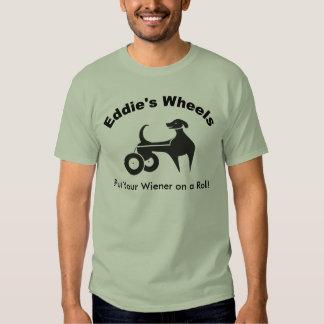 Wiener on a Roll II T-Shirt