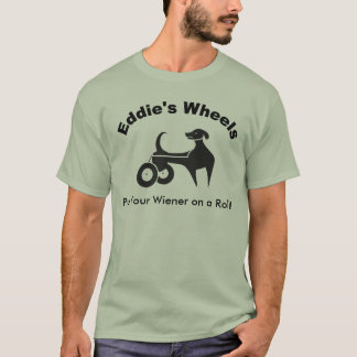 Wiener on a Roll II T-Shirt