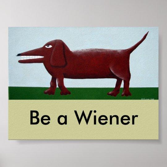 Wiener Poster