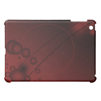 wierd red case for the iPad mini