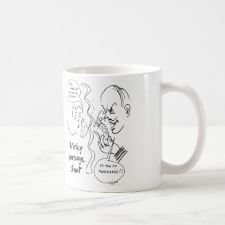 WIERDOS COFFEE MUG