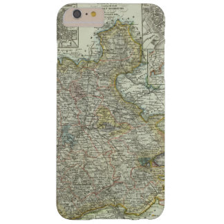 Wiesbaden y Francfort Alemania Funda Barely There iPhone 6 Plus
