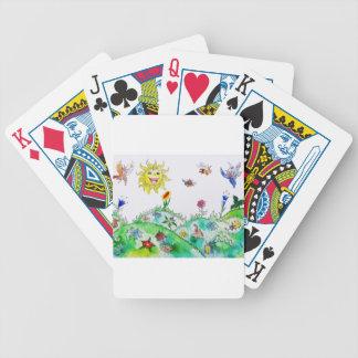 Wiese.jpg Bicycle Playing Cards