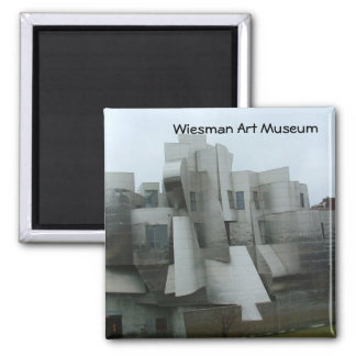 Wiesman Art Museum Magnet