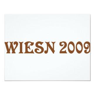 wiesn 2009 icon card