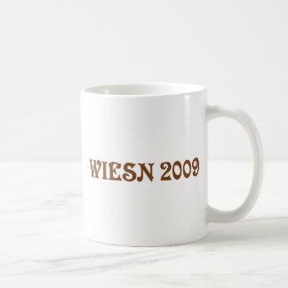 wiesn 2009 icon coffee mug