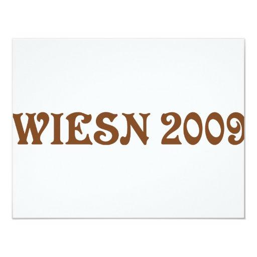 wiesn 2009 icon custom announcements