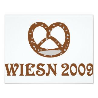 wiesn brezel 2009 icon card