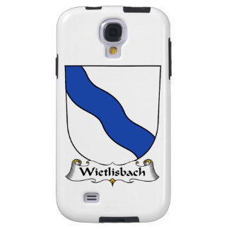 Wietlisbach Family Crest Galaxy S4 Case