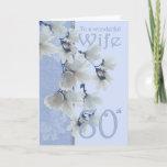 "Wife 80 Birthday - Birthday Card Wife<br><div class=""desc"">Wife 80 Birthday - Birthday Card Wife</div>"
