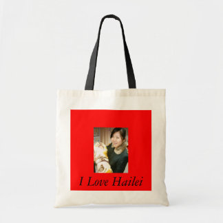 Wife and Daughter Tote Bag