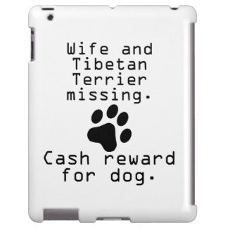 Wife And Tibetan Terrier Missing