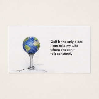 Wife Business Card