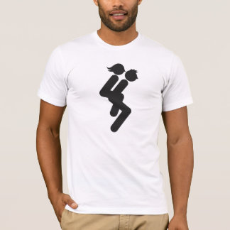 Wife Carrying 3 American Apparel T-Shirt