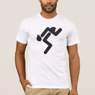 Wife Carrying Survivor 2 T-Shirt Template