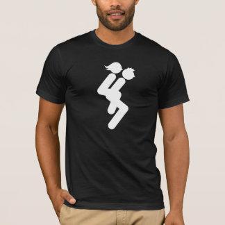 Wife Carrying Survivor 3 Dark T-Shirt Template