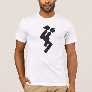 Wife Carrying Survivor 3 T-Shirt Template