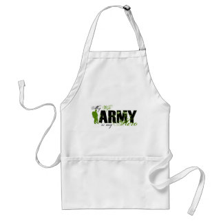 Wife Combat Boots Army Adult Apron