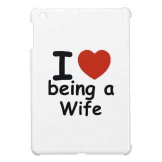 wife design cover for the iPad mini