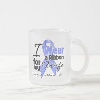Wife - Esophageal Cancer Ribbon Coffee Mug