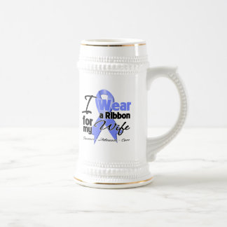 Wife - Esophageal Cancer Ribbon Mugs