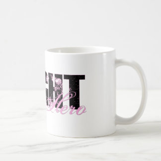 Wife Hero - Fight Breast Cancer Coffee Mug