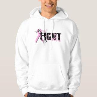 Wife Hero - Fight Breast Cancer Hoodie