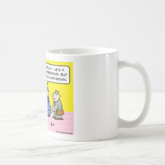 wife keynesian congress fiscal conservative coffee mug