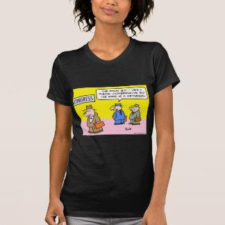wife keynesian congress fiscal conservative T-Shirt