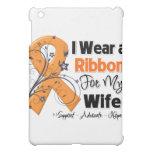 Wife - Leukemia Ribbon Cover For The iPad Mini