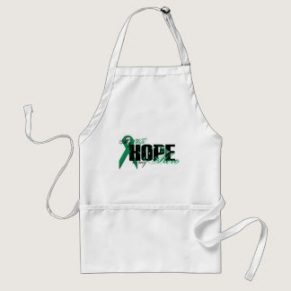 Wife My Hero - Kidney Cancer Hope Adult Apron