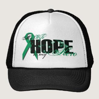 Wife My Hero - Kidney Cancer Hope Trucker Hat