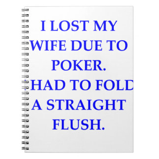 wife notebook