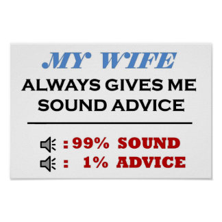 Wife Sound Advice Full Poster