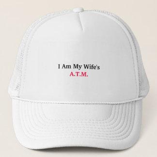 wifes a.t.m. hat