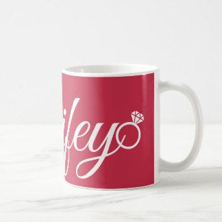 Wifey ring coffee mug