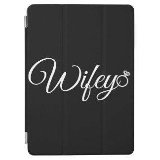 Wifey ring iPad air cover