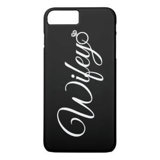 Wifey ring iPhone 8 plus/7 plus case