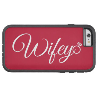 Wifey ring tough xtreme iPhone 6 case