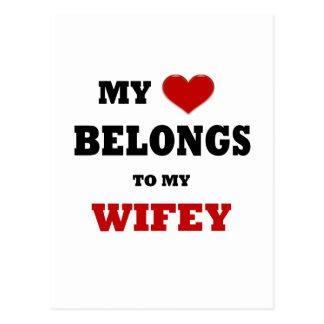 Wifey Postales