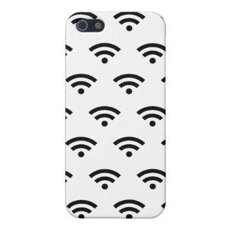 WiFi iPhone 5 Fundas