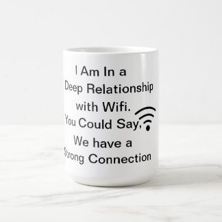 Wifi Love 2 Coffee Mug