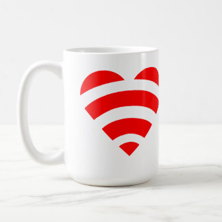 Wifi Love Coffee Mug
