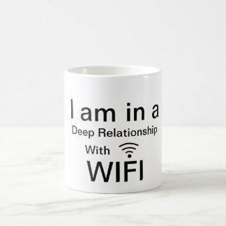 Wifi Love Magic Mug