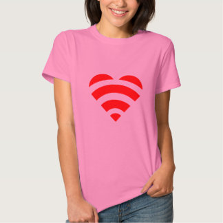 Wifi Love Tee Shirt
